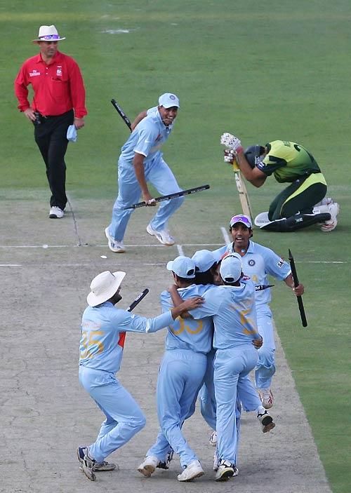 winning wicket