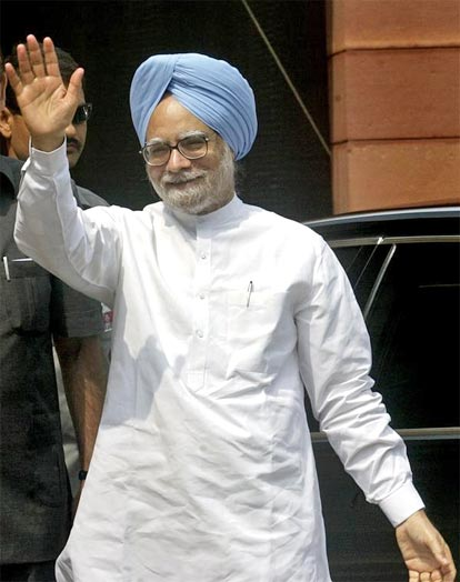 manmohan singh The Political Misdirections