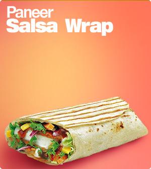 salsa wrap