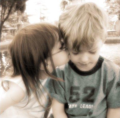 dječja ljubav