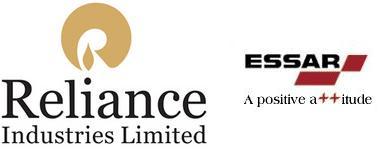 essar reliance logo
