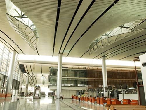 departure level