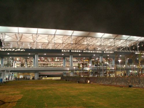 new hyd airport