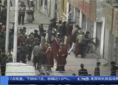tibet riots4