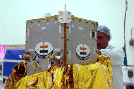 chandrayaan-moon-probe