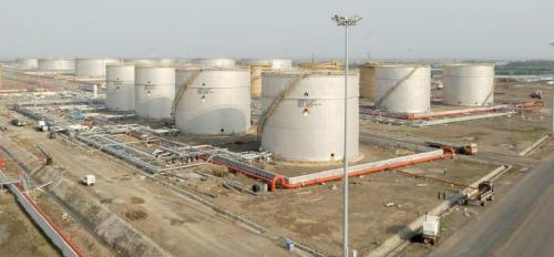 World's biggest petroleum refinery complex opens in Jamnagar