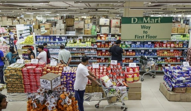 avenue supermarts