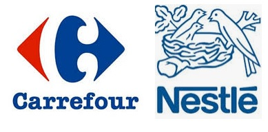 carrefour nestle