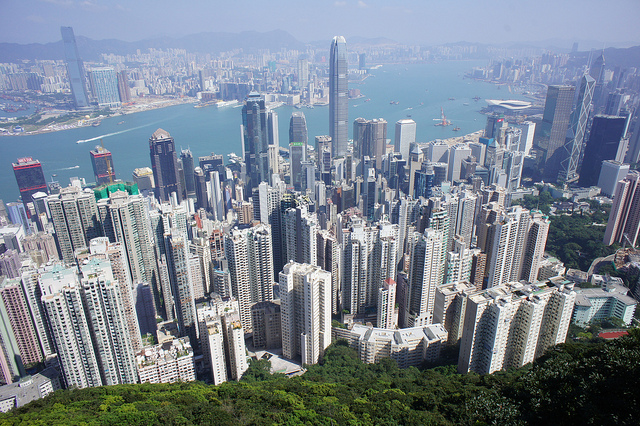 hongkong buildings